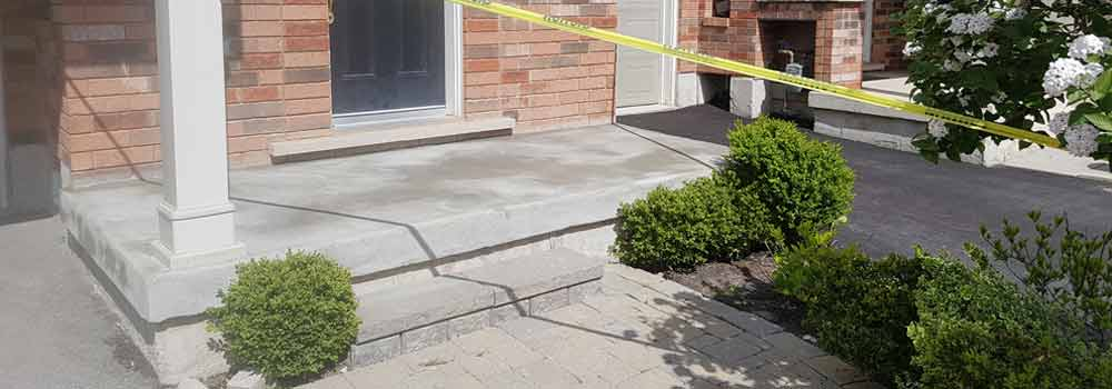 Foundation Repairs & Parging Services